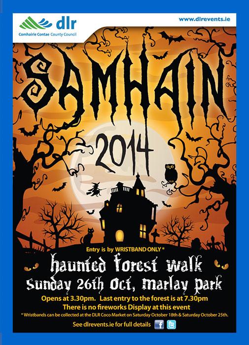 Samhain October 26th 2014 Marlay Park