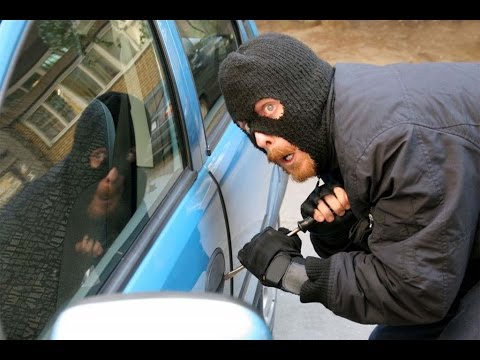 Security – Please be vigilant for car thieves